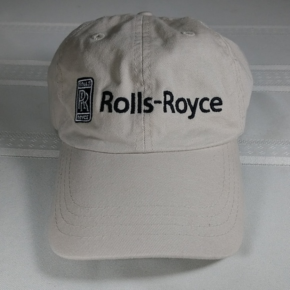 Rolls Royce Adjustable Hat. M 5b78678bbaebf697625225e5 9e537241be43